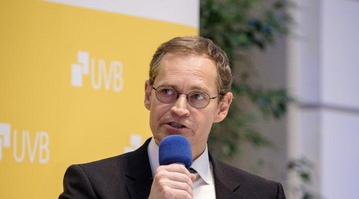 Unternehmertag der Wirtschaft - Michael Müller