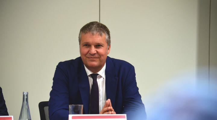 UVB-Geschäftsführer Alexander Schirp