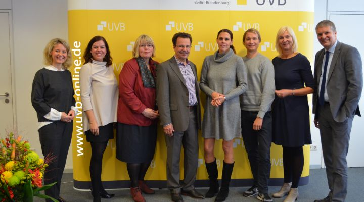 """UVB-Fachforum """"Führung weiblich denken"""""""