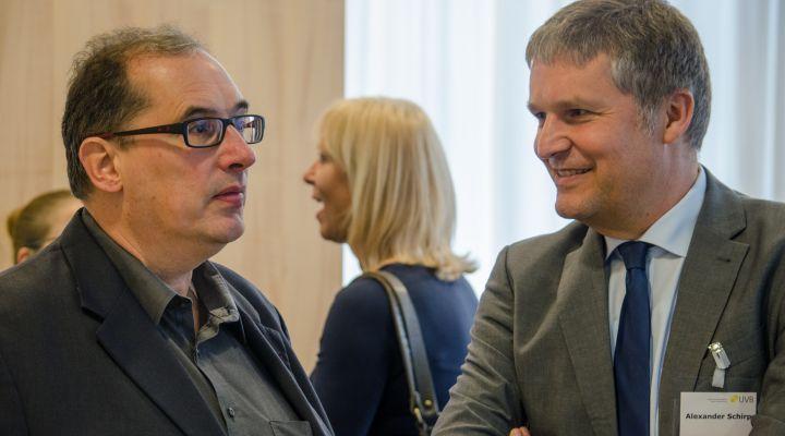 """UVB-Fachforum """"Führung wieblich denken"""""""