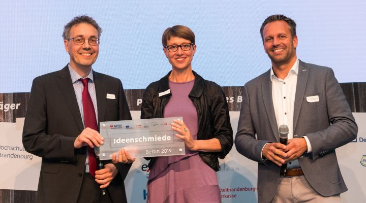 Ideenschmiede Berlin 2019: TU Berlin