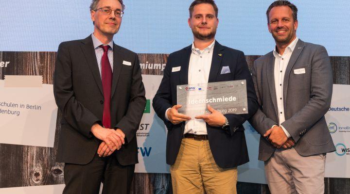 Ideenschmiede Brandenburg 2019: HNE Eberswalde