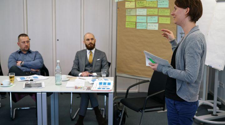 Innovationskreis Führen lernen