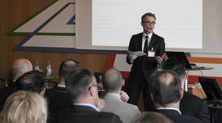 Harald Huber, Personalleiter Allianz Deutschland AG, Berlin