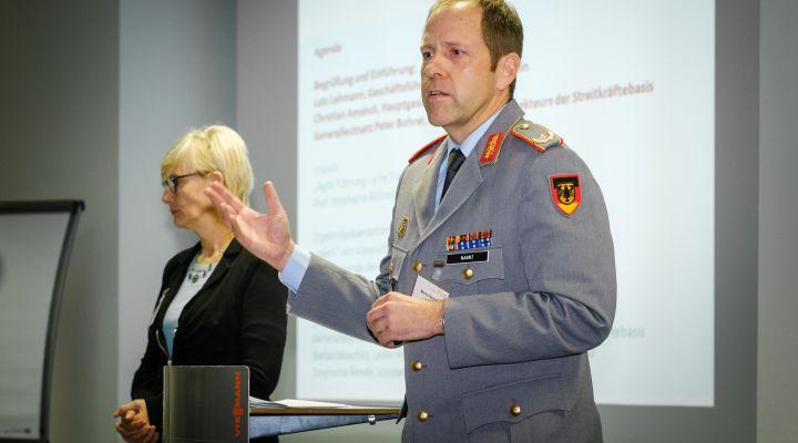 Jutta Wiedemann und Boris Nannt
