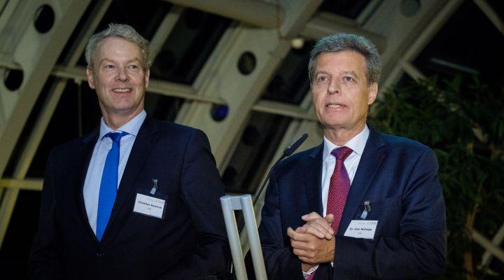 Christian Amsinck, Dr. Udo Niehage