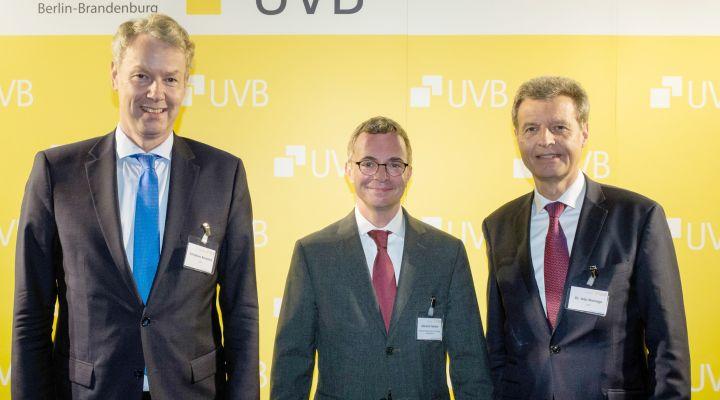 UVB-Bierabend Albrecht Gerber