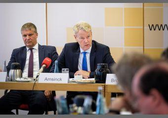 Pressekonferenz zum neuen UVB-Wahlprogramm