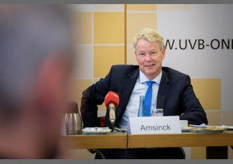 Christian Amsinck, UVB-Hauptgeschäftsführer