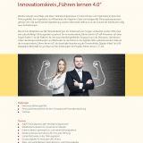 Innovationskreis Führen lernen 4.0