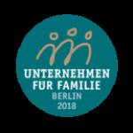 """Landeswettbewerb """"Unternehmen für Familie"""" 2018"""