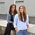 Nicole Plock und Alexandra Matthies von Arekapak
