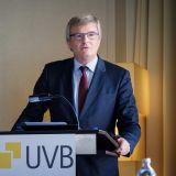Dr. Frank Büchner, UVB-Präsident