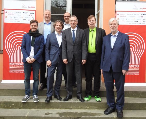 Kick-Off Innovationspreis Berlin-Brandenburg