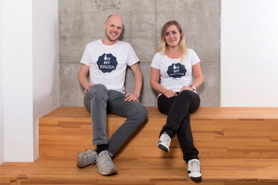 Isabel Schrepfer und Nicolas Limbrock