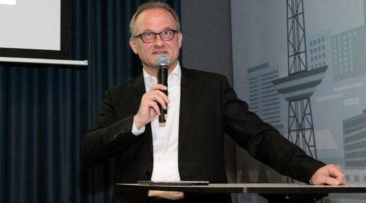 Sven Weickert, Geschäftsführer der UVB