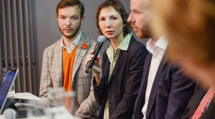 Benjamin Wüstenhagen und Anja Tempelhoff