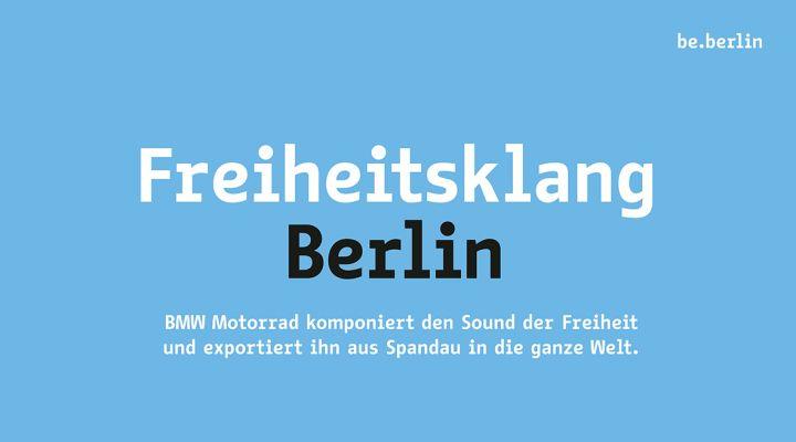 Industriekampagne #berlinproduziert BMW