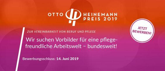 Otto-Heinemann-Preis 2019