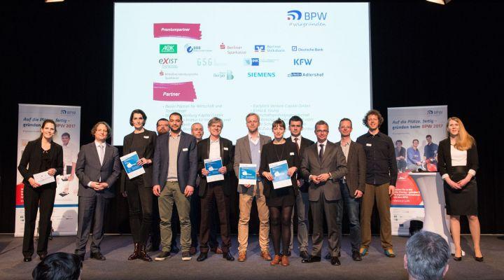 BPW Plan-Siegerteams