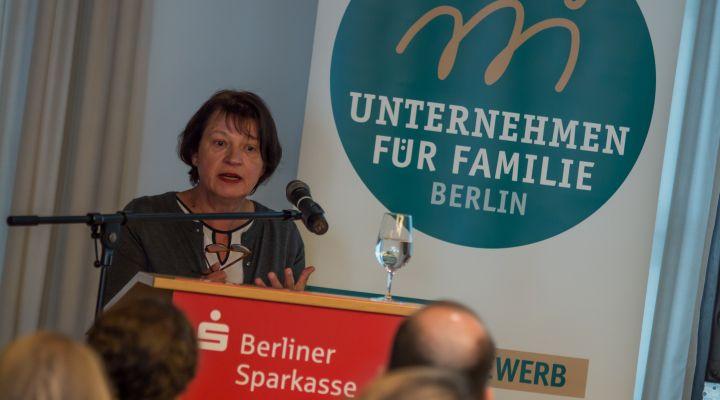 Berlins familienfreundlichste Unternehmen