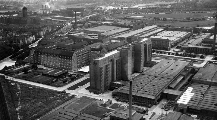 Siemensstadt 1931