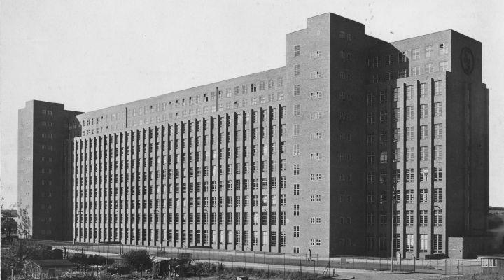Siemensstadt: das erste Fabrikhochhaus Europas