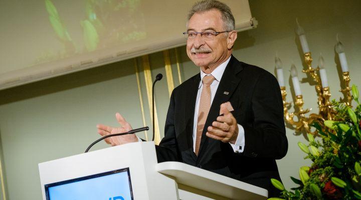 BDI-Präsident Kempf auf dem Unternehmertag der Wirtschaft 2019