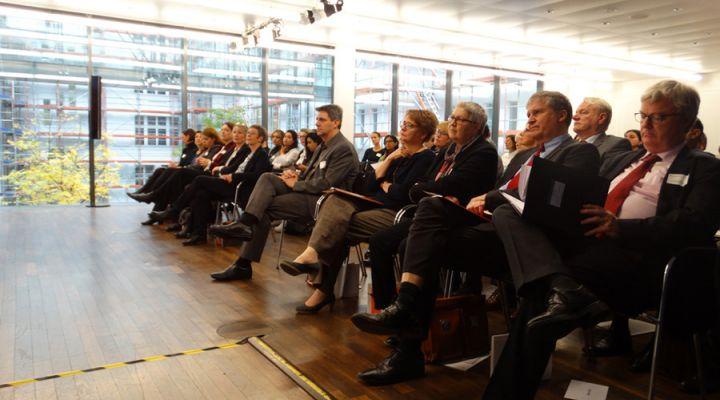 POINT, Abschlussveranstaltung, Integration, Frauen, BMFSFJ, Goldnetz, UVB, Berlin, Brandenburg