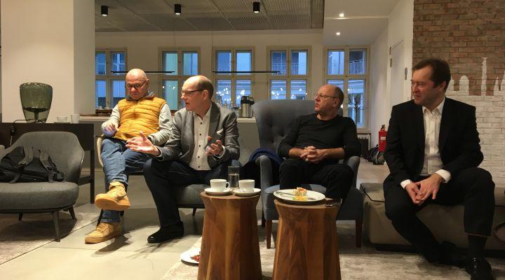 Frühstücksdebatte Intelligente Mobilität am 01.03.2019