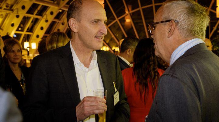 Bierabend, UVB, 2019, KaDeWe, Prof. Dr. Helmut Schramm, Werner Gegenbauer