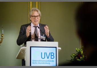 Finanzsenator Dr. Matthias Kollatz auf dem Unternehmertag der Wirtschaft 2019