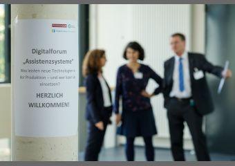 Digitalforum Assistenzsysteme
