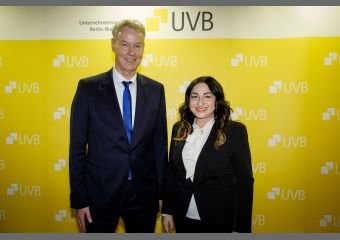 UVB-Bierabend, Christian Amsinck, Dilek Kolayci