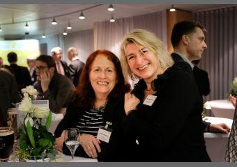 Hilde Fuhrmann und Petra Eggebrecht