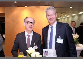 Christoph Augenstein und Christian Amsinck