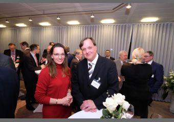 Anna Katharina Ulshöfer und Stefan Schönholz