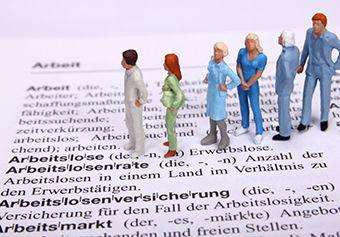 Arbeitsmarktdaten