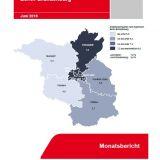 Arbeitsmarktbericht Juni 2019, Monatsbericht, Arbeitsmarkt, Berlin, Brandenburg