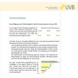 Titel Arbeitsmarktbericht