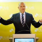 UVB, Neujahrsempfang, 2020, Haus der Wirtschaft, Potsdam, Ministerpräsident, Woidke