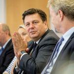 Senator für Stadtentwicklung Berlin, Andreas Geisel