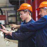 Industrie 4.0 - Steuerung über Tablet