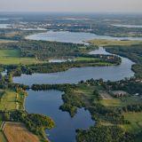 Brandenburg See Luft