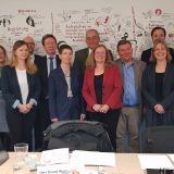 Konstituierung Beirat KAUSA Servicestelle Brandenburg am 29. Januar 2019 in Potsdam
