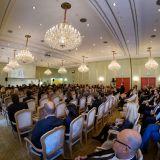 Volles Haus beim Unternehmertag der Wirtschaft 2019 im Hotel Adlon