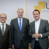 Sven Weickert, Christian Amsinck, Florian Nöll