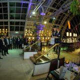 UVB-Präsident Dr. Udo Niehage begrüßte die rund 600 Gäste im KaDeWe.