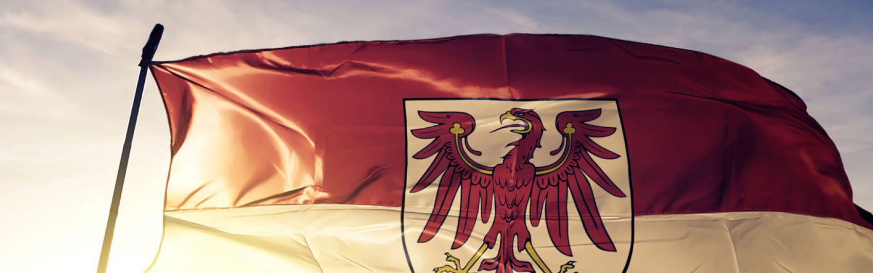 Brandenburg-Fahne