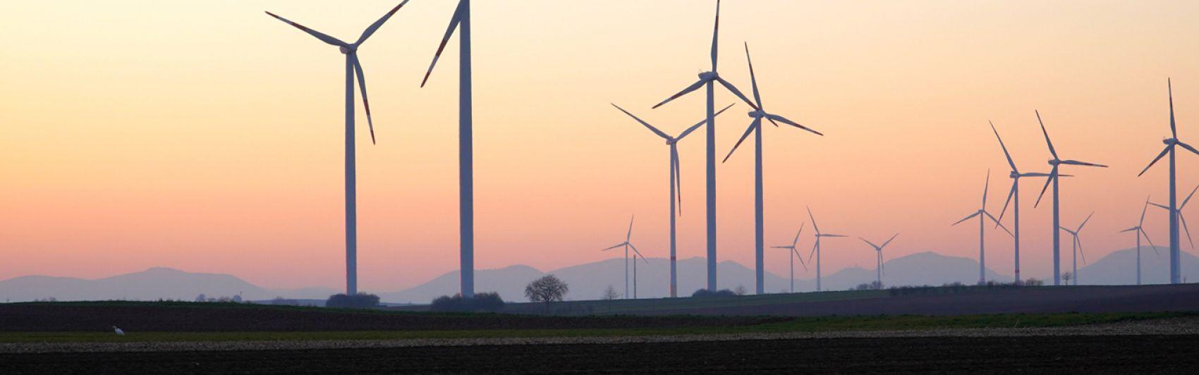 Windkraftanlagen, Turbinen